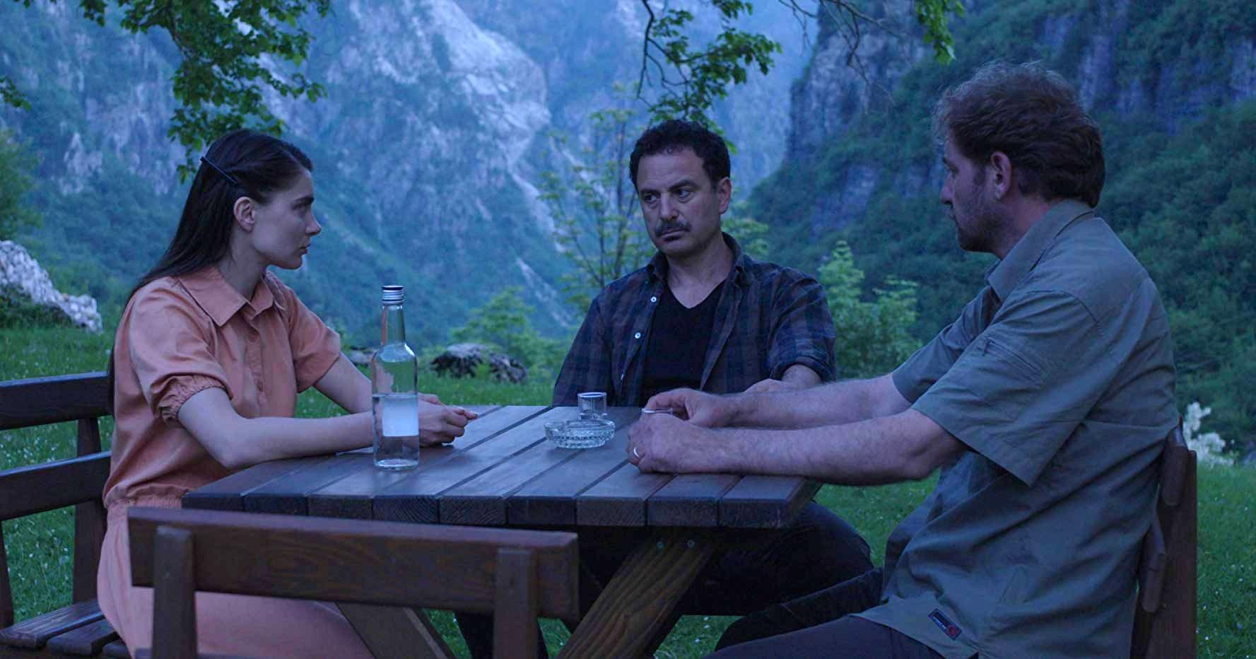 Kastriot Shehi  - The Forgotten Mountain