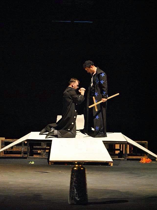 Kastriot Shehi  Theatre  'The last dance'  2016