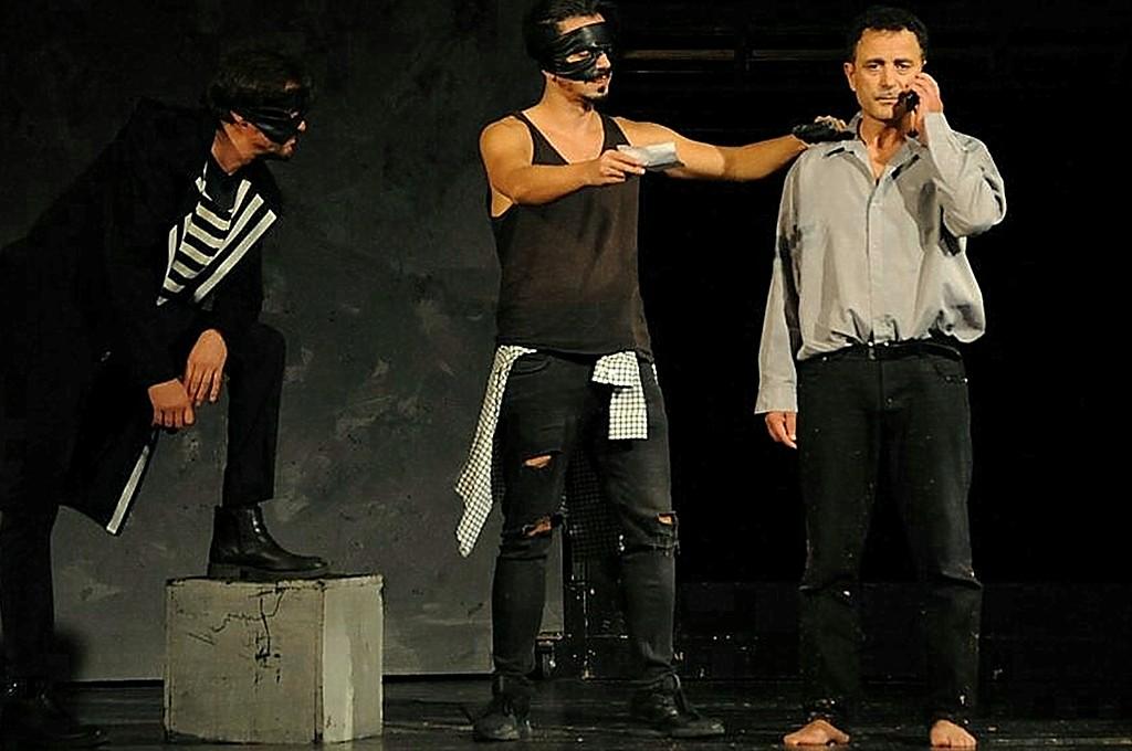 Kastriot Shehi  National theatre of Albania  'Peng'  2019